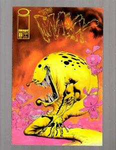 The Maxx # 23 VF Image Comic Book Sam Kieth Cover Art Series JK7