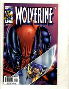 Wolverine # 155 NM 1st Print Marvel Comic Book Deadpool X-Men X-Force EK8