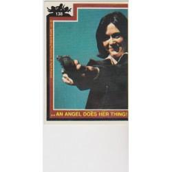 1977 Topps Charlie's Angels AN ANGEL DOES HER THING #138