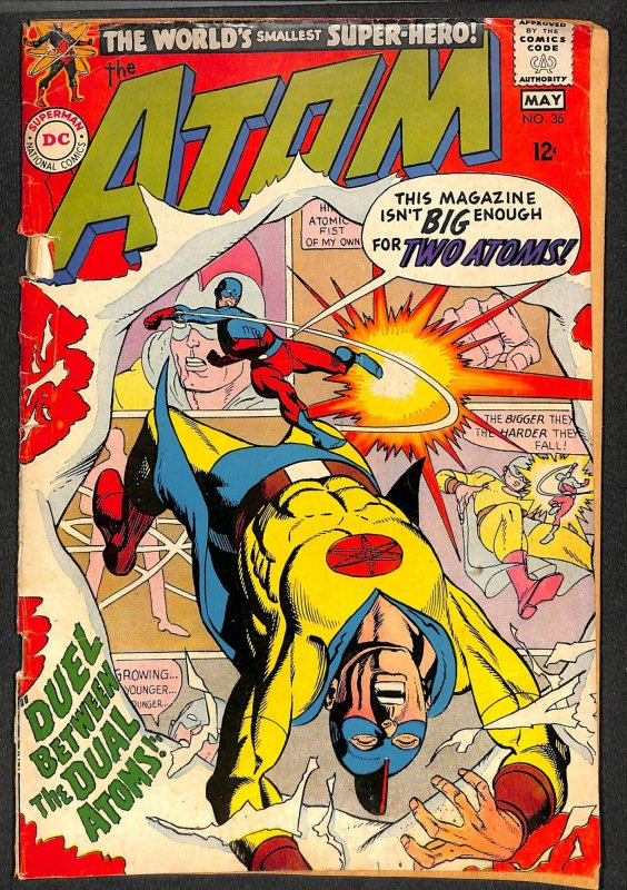 The Atom #36 (1968)