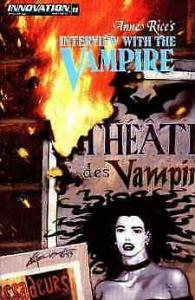 Interview With the Vampire (Anne Rice's…) #11 VF/NM; Innovation | save on shippi