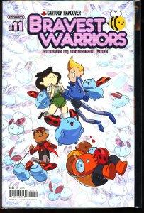 Bravest Warriors #11 (2013)