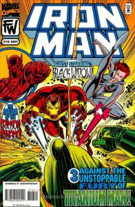 Iron Man (1st Series) #316 VF/NM; Marvel | save on shipping - details inside
