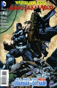 Forever Evil: Arkham War #6 VF/NM; DC | save on shipping - details inside