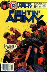 Fightin' Army #148 VG; Charlton | low grade comic - save on shipping - details i