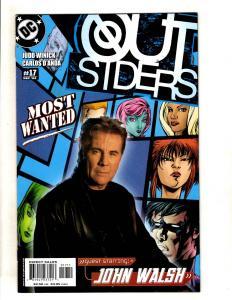 Lot Of 12 Outsiders DC Comic Books # 17 18 19 20 21 22 23 24 25 26 27 28 MF13