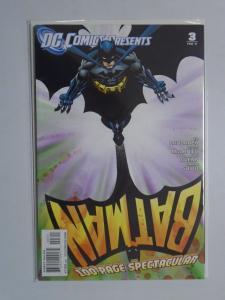 DC Comics Presents Batman (2010 DC) #3 - 8.5 VF+ - 2010
