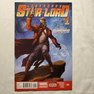 Legendary Star Lord 1 Near Mint- Cover by Steve McNiven