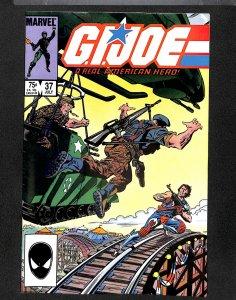 G.I. Joe: A Real American Hero #37 (1985)