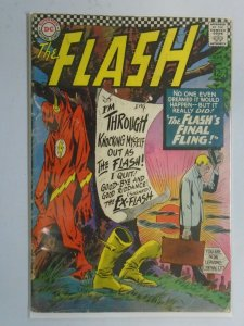 The Flash #159 2.5 GD+ (1966 1st Series)