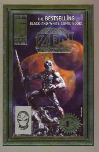 Zen Intergalactic Ninja (6th Series) #0 VF/NM; Entity | save on shipping - detai