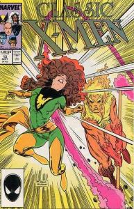 Classic X-Men #13, NM- (Stock photo)