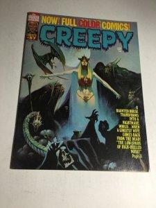 Creepy 57 Vf Very Fine 8.0 Warren Magazine