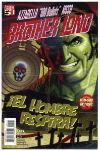 BROTHER LONO #1 2 3 4 5 6 7 8, NM, Brian Azzarello, Risso, Vertigo, 2013,1-8 set