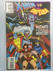X-men vs. Dracula #1 8.5 VF+ (1993)