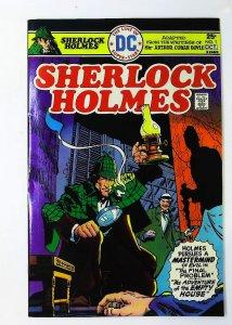 Sherlock Holmes (1975 series) #1, VF+ (Actual scan)