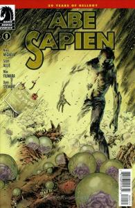 Abe Sapien: Dark and Terrible #9 VF/NM; Dark Horse | save on shipping - details