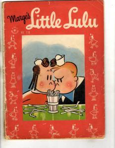 Four Color # 110 VG Dell Golden Age Comic Book Marge's Cartoon Milkshake JL18