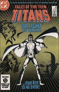 DC TALES OF THE TEEN TITANS #49 VF/NM