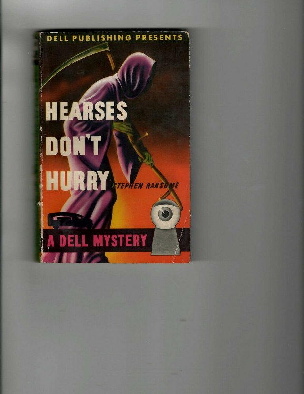 3 Books This Time For Keeps hearses Don't Hurry The Stakes Are High JK11