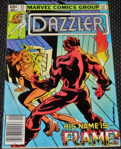 Dazzler #23 (1983)