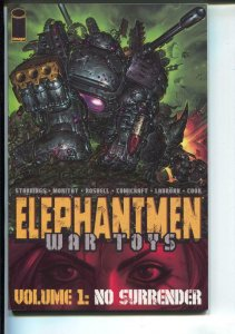 Elephantmen: War Toys-Vol. 1-Richard Starkings-TPB-trade