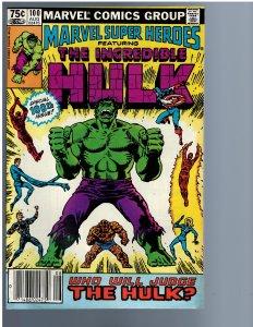 Marvel Super-Heroes #100 (1981)