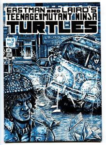 TEENAGE MUTANT NINJA TURTLES #3-comic book-1985-Mirage