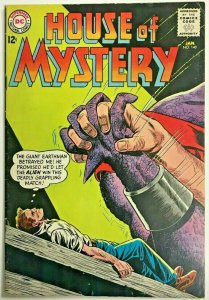 HOUSE OF MYSTERY#140 FN- 1964 DC SILVER AGE COMICS