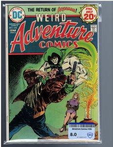 Adventure Comics #435 (DC, 1974) CBCS 8.0