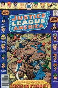 Justice League of America (1960 series) #135, Fine+ (Stock photo)