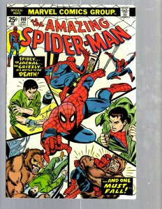 Amazing Spider-Man # 140 VF/NM Marvel Comic Book MJ Vulture Goblin Scorpion TJ1