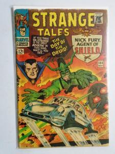 Strange Tales (1st Series) #145, Cover Detached + Partially Split 1.5 (1966)