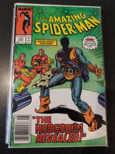 The Amazing Spider-Man #289 (1987) Hobgoblin Revealed To Be Ned Leeds!
