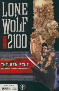 Lone Wolf 2100: The Red File #1 VF/NM; Dark Horse | save on shipping - details i