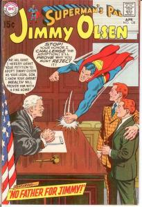 JIMMY OLSEN 128 VF April 1970 COMICS BOOK