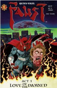Faust #1 (1989) NM