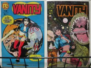 VANITY (1984 PC) 1-2 DNAGENTS CREATOR! Meugniot