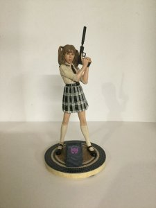 Hit-Girl School Girl Statue Kick-Ass Dynamic Forces 96/199 Lionsgate