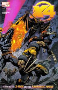 X-Men/Fantastic Four #1, NM (Stock photo)