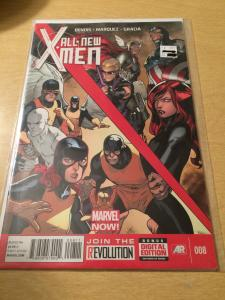 All New X-men #8