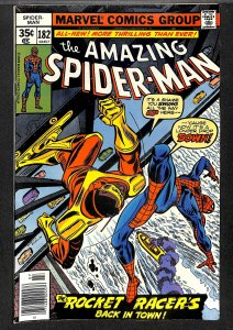 Amazing Spider-Man #182 FN+ 6.5 Rocket Racer! Marvel Comics Spiderman