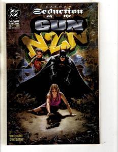 3 DC Comics Batman Seduction Of The Gun + GL Ganthet's Tale + BM Full Circle TP2