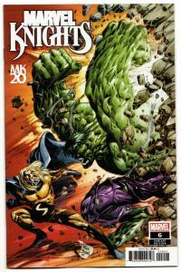 Marvel Knights 20th #6 Deodato Variant (Marvel, 2019) NM