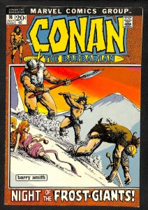 Conan the Barbarian #16 (1972)