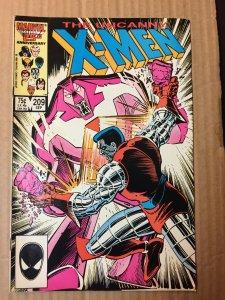 The Uncanny X-Men #209