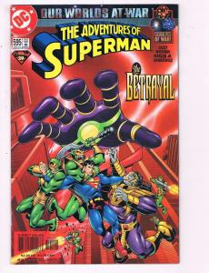 The Adventures Of Superman #595 VF DC Comics Comic Book 2001 DE11