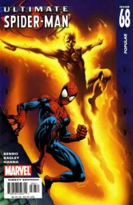 Ultimate Spider-Man (2000 series) #68, NM (Stock photo)