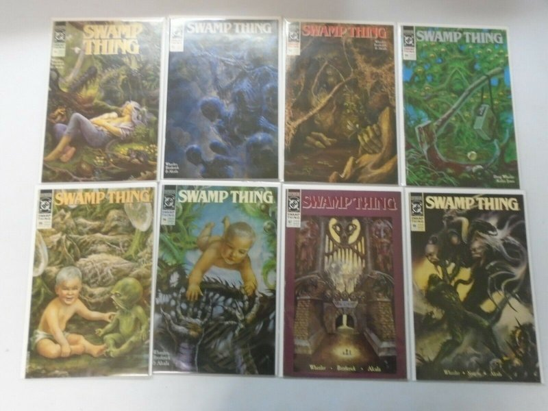 Swamp Thing Comic Lot From: #35-98 48 Different Books 8.0 VF (1985-1990)