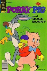 Porky Pig (1965 series) #76, Fine+ (Stock photo)